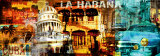 La Habana Posters by Saskia Porkay