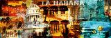La Habana Posters by Saskia Porkay