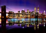 ブルックリン橋 アートポスター