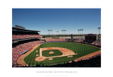 Milwaukee County Stadium Print by Ira Rosen
