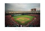 Dolphins Stadium, Miami Poster av Ira Rosen