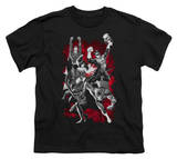 Youth: Justice League America - Jla Explosion T-shirts