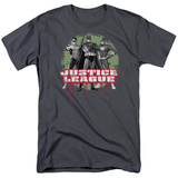 Justice League - JLA Trio T-shirts