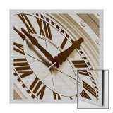 Clock I Metal Print by Doug Hall