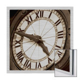 Clock II Metal Print by Doug Hall