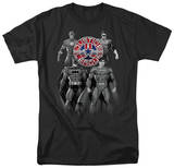 Justice League - Shades Of Gray T-shirts