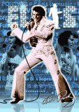 Elvis Julisteet