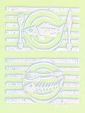 Fischgericht III Posters by Sabine Glandorf