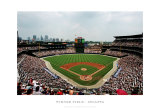 Turner Field, Atlanta Print by Ira Rosen