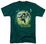Green Lantern - Lantern Burst T-Shirt