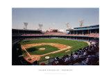 Tiger Stadium, Detroit Posters av Ira Rosen