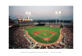 Great American Ball Park, Cincinnati Art by Ira Rosen