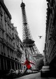 La giacca rossa Foto
