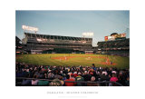 Oakland, McAfee Coliseum Prints by Ira Rosen