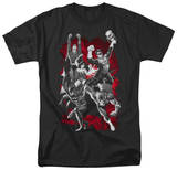 Justice League - JLA Explosion T-Shirt