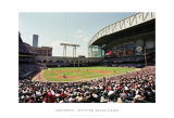 Houston, Minute Maid Park Print by Ira Rosen