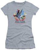 Juniors: Justice League America-Team Power T-shirts