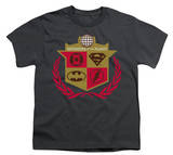 Youth: Justice League America - Defenders T-shirts
