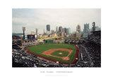 PNC Park, Pittsburgh Plakater av Ira Rosen