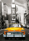New York Taxi No. 1 Prints