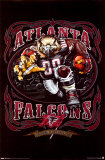 Atlanta Falcons Print