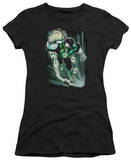 Juniors: Justice League America-Emerald Energy T-shirts