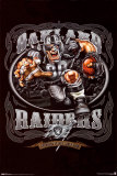 Oakland Raiders Poster