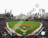 Comerica Park - 2009 Opening Day Photo