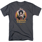 Wonder Woman - Powerful Woman Shirts