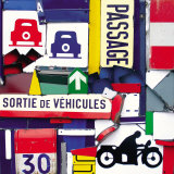 Sortie de Vehicules Pósters por Fernando Costa