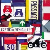 Sortie de Vehicules Posters by Fernando Costa