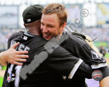 Mark Buehrle '09 Perfect Game (w/ D. Wise) Photo