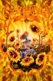 Grateful Dead, Sonnenblumen Poster