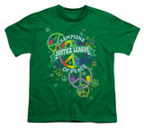 Youth: Justice League America - Peace League Shirts