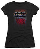 Juniors: Justice League America-Star League T-Shirt