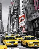 Times Square II Plakat af John Lawrence