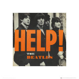 The Beatles: Help! Art