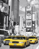 Times Square I Print by John Lawrence