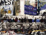 West 299 Poster von Vincent Gachaga