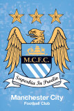 Manchester City Football Club Posters