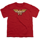 Youth: Justice League America - Golden T-Shirt