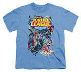 Youth: Justice League America - League A Plenty T-shirts