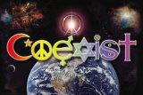 Coexist Posters
