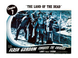 Flash Gordon Conquers the Universe, Chapter 7: the Land of the Dead, 1940 Photo