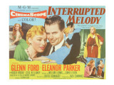 Interrupted Melody, Eleanor Parker, Glenn Ford, Eleanor Parker, Glenn Ford, 1955 Photo