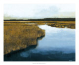 Wet Lands I Posters by Norman Wyatt Jr.