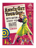 Annie Get Your Gun, Betty Hutton, 1950 Photo