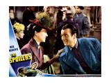 The Spoilers, Margaret Lindsay, John Wayne 1942 Photo