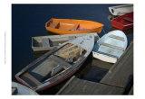 Row Boats II Prints by Rachel Perry