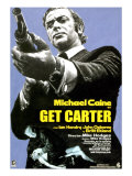 Get Carter, Michael Caine, 1971 Photo